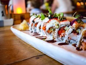 sushi closeup 1